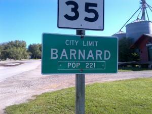 Barnard MO